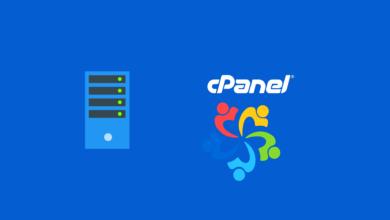 Install WHM Cpanel on AlmaLinux 8 Server