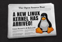 إصدار Linux Kernel 5.13 رسميًا ، وهذا ما هو جديد