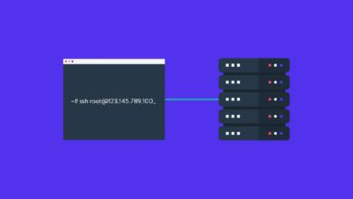 شرح تغيير بورت SSH