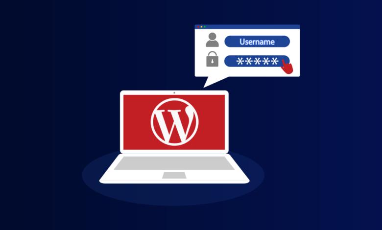 كيفية تغيير اسم مستخدم WordPress Admin؟