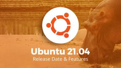 ما الجديد في Ubuntu 21.04